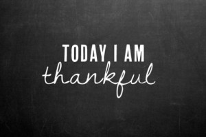 Thankfultoday